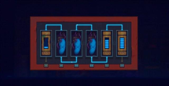 テイルズオブネオン海 - 電源