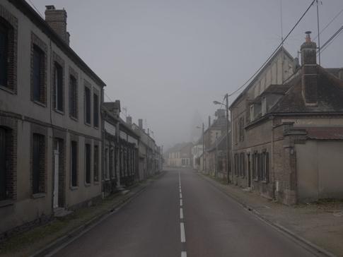 Antoine d Agata Villemaur sur Vanne bajo la niebla 2019 Uti 485