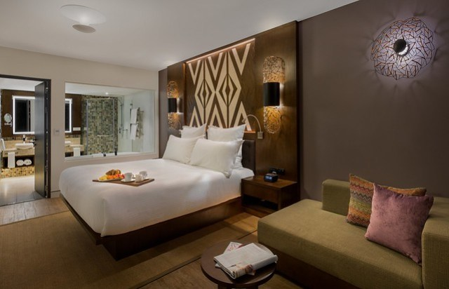 Pullman Nadi Bay Resort & Spa - Suite_Bedroom
