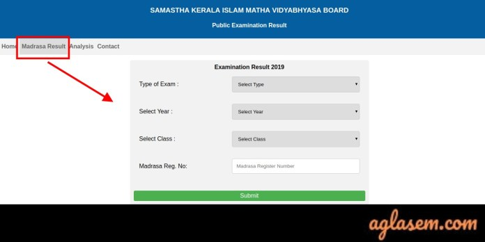 Kerala Samastha Madrasa Result 2019: Announced at result.samastha.info; Check for 5th, 7th, 10th, 12th