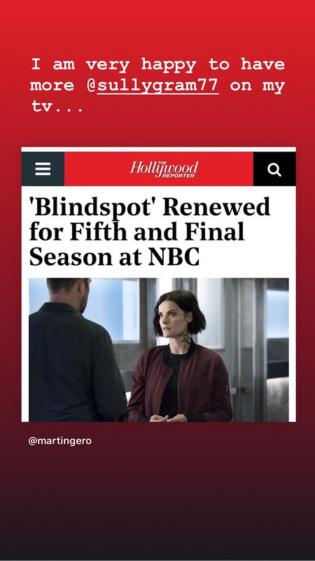 One more season of Blindspot!