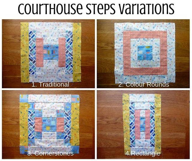 Courthouse Steps Variations