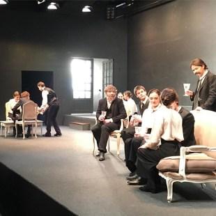 1e représentation de Platonov ! #atea2019 #tchekhov #théâtre #première