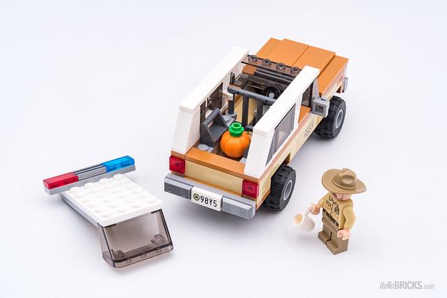 REVIEW LEGO 75810 Stranger Things 18