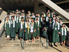 A total of 119 current and former University of Hawaii at Manoa student-athletes participated in the spring 2019 commencement ceremony on May 11, 2019.