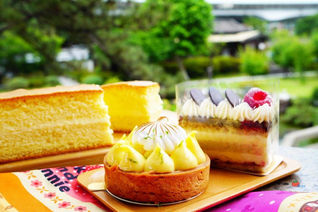 【北車伴手禮甜點推薦】法國的秘密甜點 臺北車站店 鹽之花焦糖巧克力蛋糕 美味團購下午茶 | 肥滋芝 | Flickr