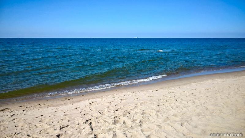Балтийское море в Янтарном
