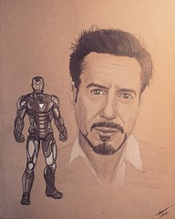 """I love you 3000""    -Tony Stark"