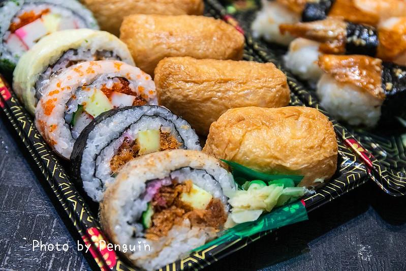 臺南.東區.鳳壽司.好吃平價的壽司便當 – 肥油太厚-鵝娘的後宮