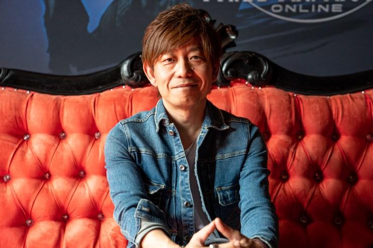 Naoki Yoshida Final Fantasy XVI modo historia FFXVI FF16