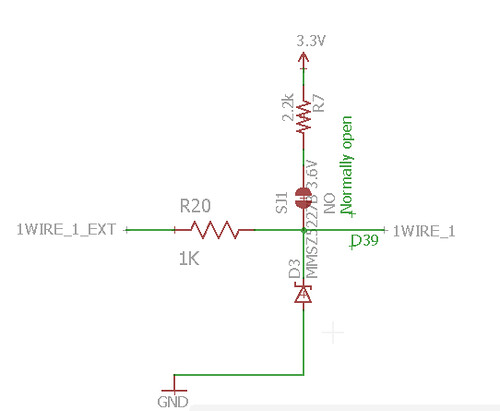 DS18B20 1-Wire on noisy lines over CAT5E cables