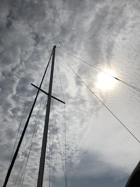 sail boat trial