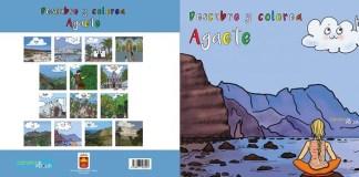 'Descubre y colorea Agaete', un cuento para conocer la Villa
