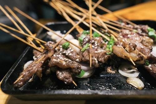 Cabin BBQ, Shenzhen