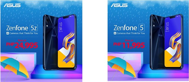 Asus Philippines ZENFONE 5Z AND ZENFONE 5