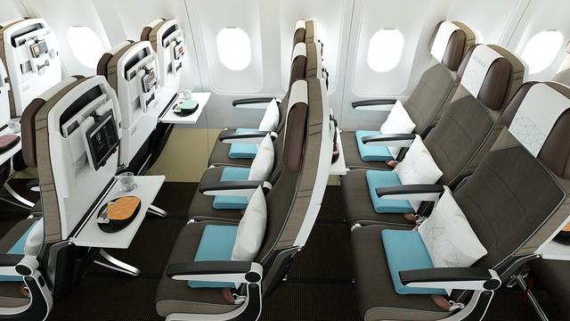 A320 _ A321 Extra-spatial Design seats - 2