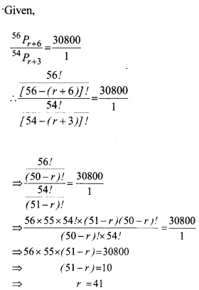 HSSlive Plus One Maths Chapter Wise Questions and Answers Chapter 7 Permutation and Combinations 7