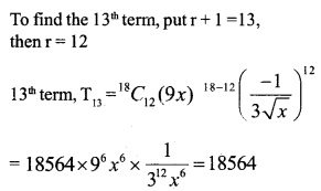 HSSlive Plus One Maths Chapter Wise Questions and Answers Chapter 8 Binomial Theorem 33