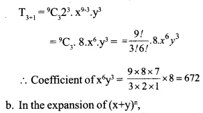 HSSlive Plus One Maths Chapter Wise Questions and Answers Chapter 8 Binomial Theorem 18
