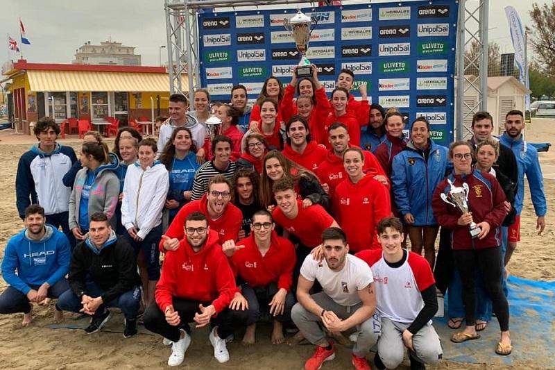 Salvamento, Scudetto 2019 al gruppo In Sport Rane Rosse