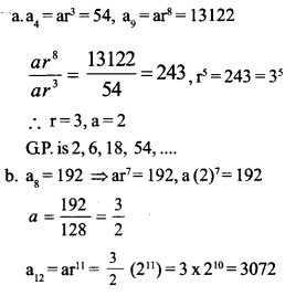 HSSlive Plus One Maths Chapter Wise Questions and Answers Chapter 9 Sequences and Series 16