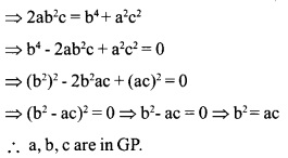 HSSlive Plus One Maths Chapter Wise Questions and Answers Chapter 9 Sequences and Series 24