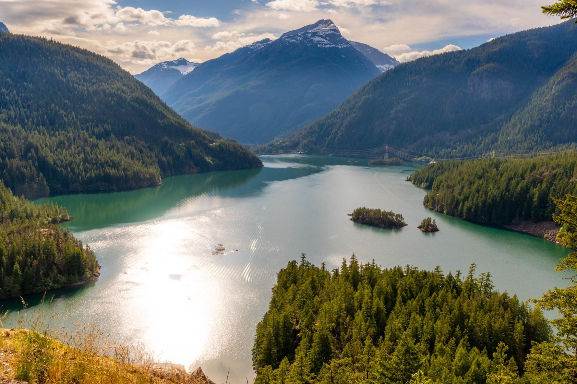 05.26. North Cascades. Diablo Overlook