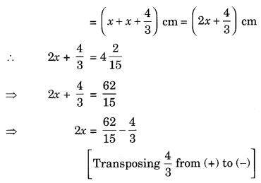 NCERT Solutions for Class 8 Maths Chapter 2 Linear Equations in One Variable Ex 2.2 Q3