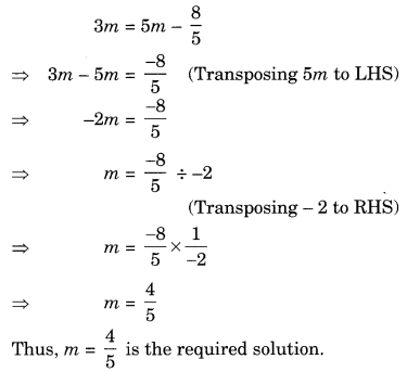 NCERT Solutions for Class 8 Maths Chapter 2 Linear Equations in One Variable Ex 2.3 Q10