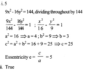 HSSlive Plus One Maths Chapter Wise Questions and Answers Chapter 11 Conic Sections 2