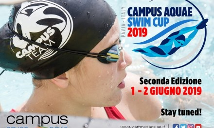 Pellegrini e Orsi al Campus Aquae Swim Cup 2019 | 1/2 giugno Pavia