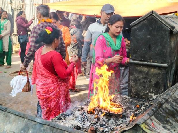 Que ver en Swayambhunath