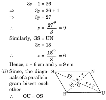 NCERT Solutions for Class 8 Maths Understanding Quadrilaterals Ex 3.3 Q8.1