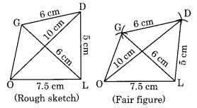 NCERT Solutions for Class 8 Maths Chapter 4 Practical Geometry Ex 4.2 Q1.1