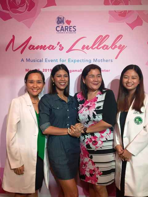 SM Cares Mama's Lullaby