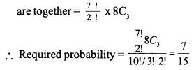 HSSlive Plus One Maths Chapter Wise Questions and Answers Chapter 16 Probability 11