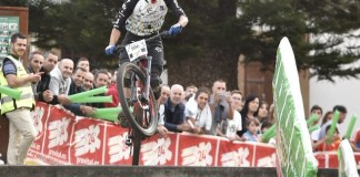 Teror vive este fin de semana el gran 'rallye' de bicicletas de montaña.