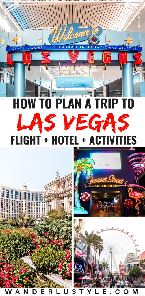 http://www.tkqlhce.com/click-8185824-13793754 | How To Plan A Trip To Las Vegas - Flight, Hotel, Activities using Expedia | Wanderlustyle.com