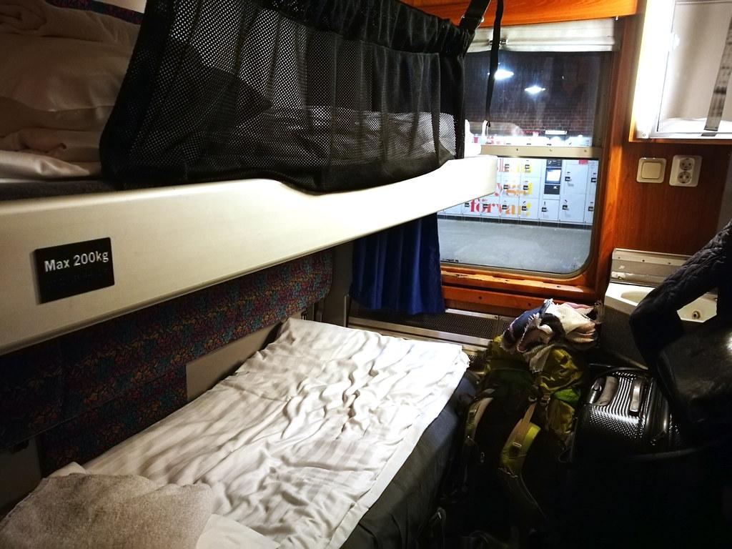 ruotsalainenyojuna