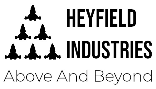 Heyfield industries Banner