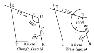 NCERT Solutions for Class 8 Maths Chapter 4 Practical Geometry Ex 4.4 Q1.2
