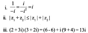 HSSlive Plus One Maths Chapter Wise Previous Questions Chapter 5 Complex Numbers and Quadratic Equations 20