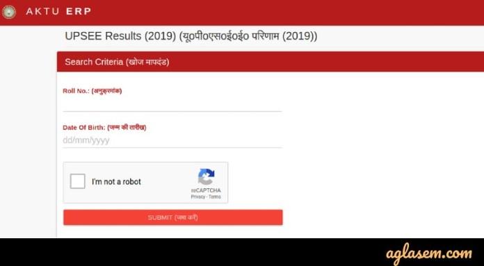 UPSEE 2019 Result