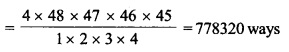 HSSlive Plus One Maths Chapter Wise Previous Questions Chapter 7 Permutation and Combinations 21