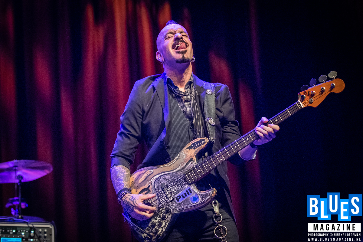 Walter Trout @ Rockin' The Blues Festival 2019-11