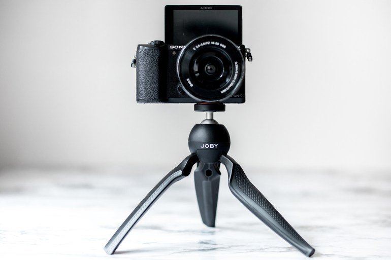 JOBY HANDYPOD MOBILE PLUS REVIEW - smartphone tripod