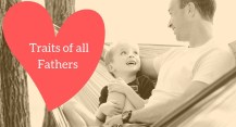 traits of all fathers on fathers day