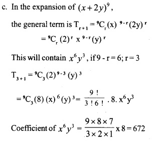 HSSlive Plus One Maths Chapter Wise Previous Questions Chapter 8 Binomial Theorem 9
