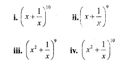 HSSlive Plus One Maths Chapter Wise Previous Questions Chapter 8 Binomial Theorem 1