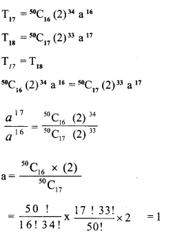 HSSlive Plus One Maths Chapter Wise Previous Questions Chapter 8 Binomial Theorem 8